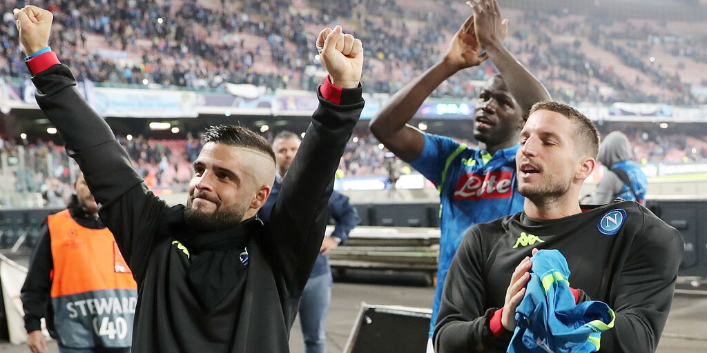 Il Napoli saluta Maradona: le parole di Insigne, Mertens e Koulibaly (Getty Images)