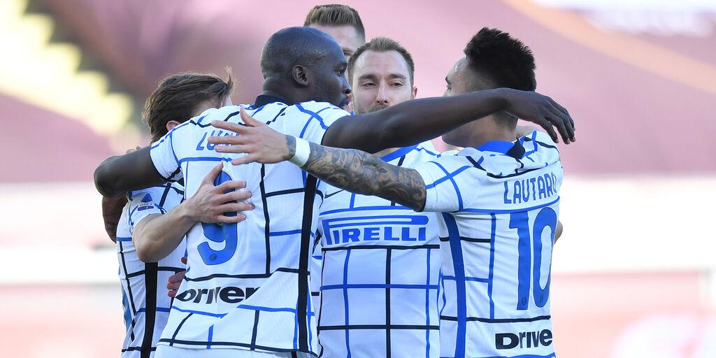 Spezia-Inter: le formazioni ufficiali (Getty Images)