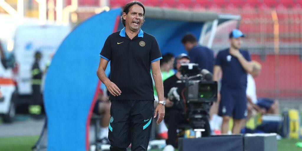 Inter-Real Madrid, la conferenza stampa di Inzaghi e Handanovic (Getty Images)