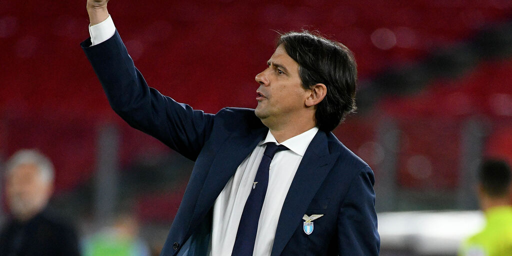 """Inzaghi, lettera ai tifosi della Lazio: """"Non ho la forza di svuotare l'armadietto a Formello"""" (Getty Images)"""