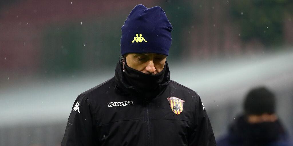 Benevento-Roma, le parole di Filippo Inzaghi (Getty Images)