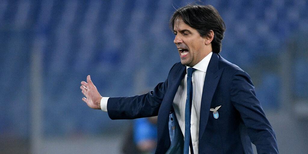 Lazio, Inzaghi in conferenza (Getty Images)