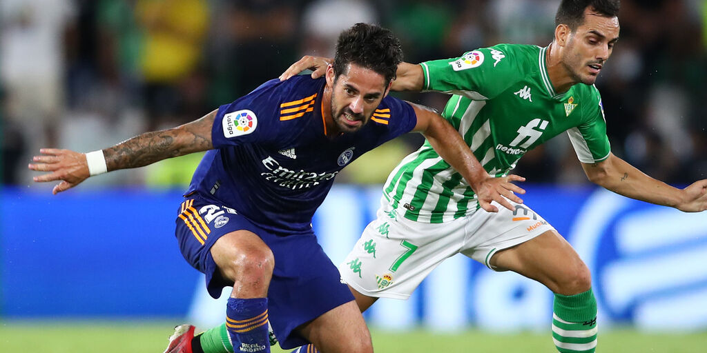Isco ancora in rotta col Real Madrid: a gennaio sarà Serie A? (Getty Images)