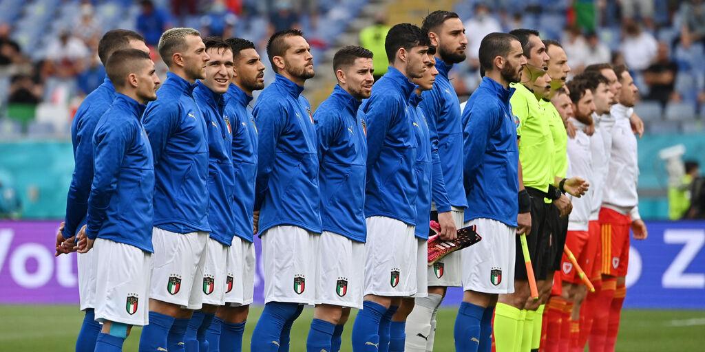 Inghilterra-Italia, decisi i colori delle maglie per la finale (Getty Images)