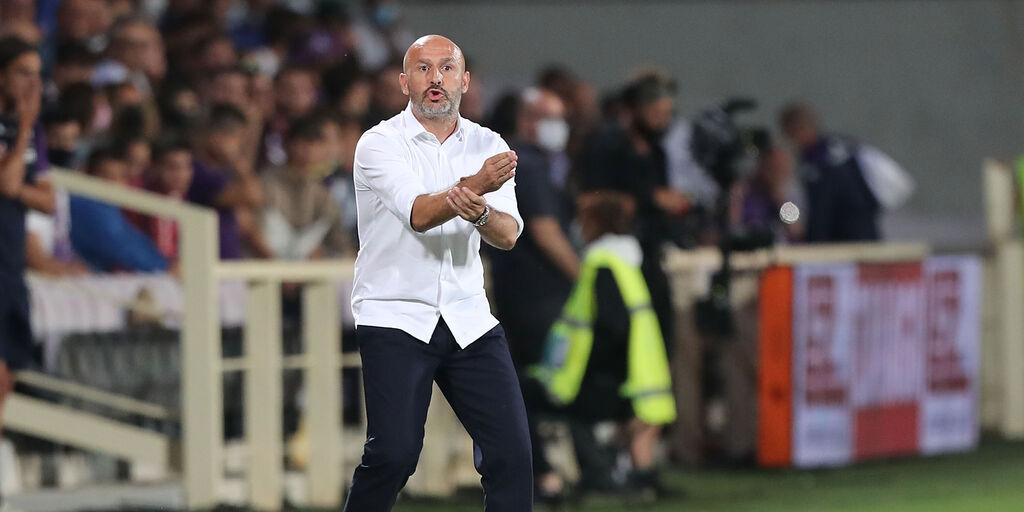 Genoa-Fiorentina, le parole di Vincenzo Italiano (Getty Images)