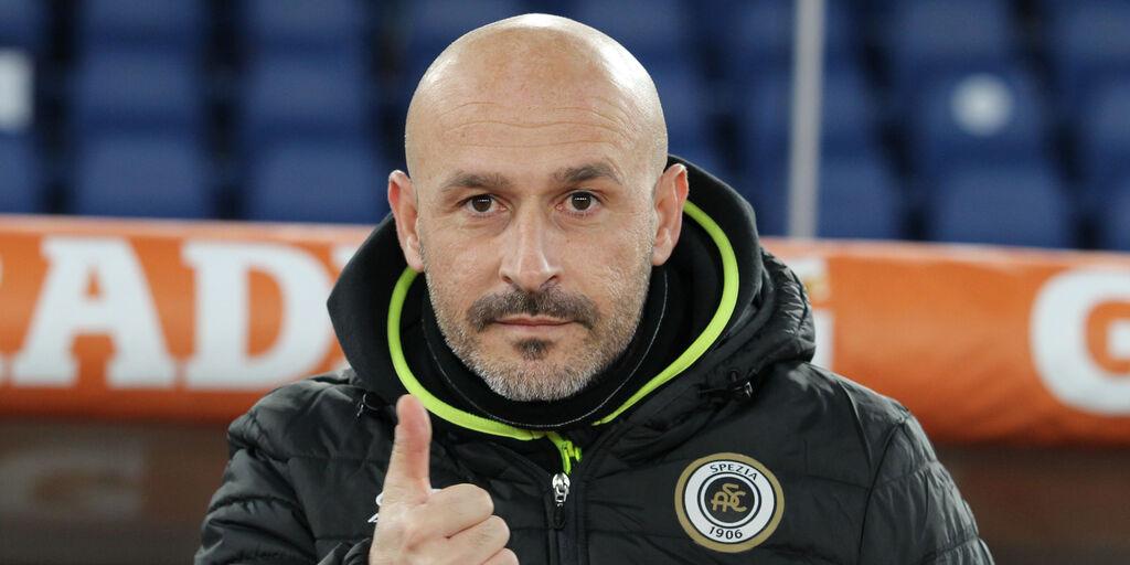 Juventus-Spezia, le parole di Vincenzo Italiano (Getty Images)