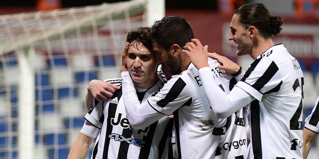 Atalanta-Juventus 1-2: Chiesa e Kulusevski regalano la Coppa Italia ai bianconeri (Getty Images)
