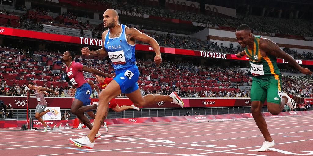 Olimpiadi, medaglie d'oro storiche per Jacobs e Tamberi (Getty Images)