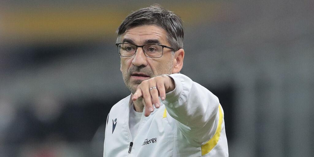 """Verona-Milan, Juric: """"Vieira out un mese"""" (Getty Images)"""