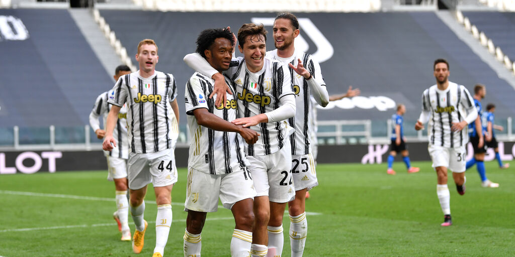 Juventus-Inter 3-2, gol e highlights (Getty Images)