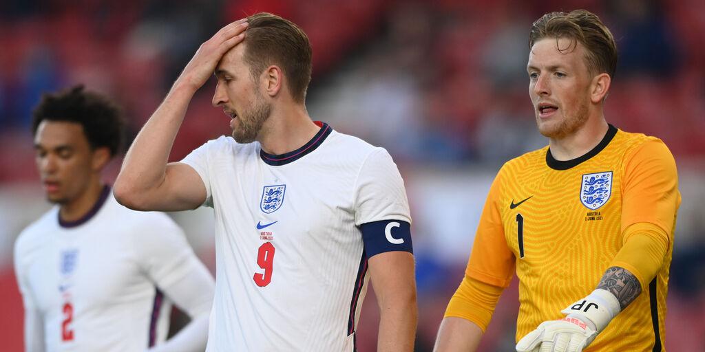 Inghilterra, Kane: