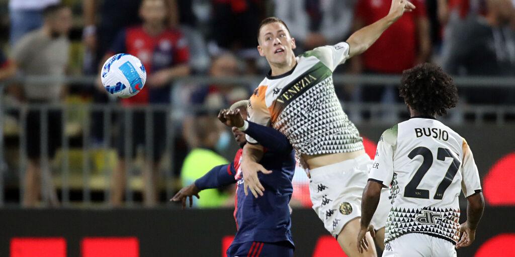 Cagliari-Venezia 1-1: cronaca, tabellino e voti del fantacalcio (Getty Images)