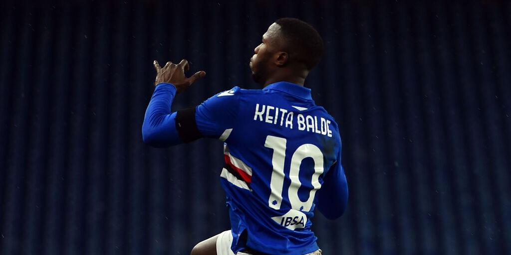 """Sampdoria, Keita: """"Farò di tutto per segnare contro la Lazio"""" (Getty Images)"""