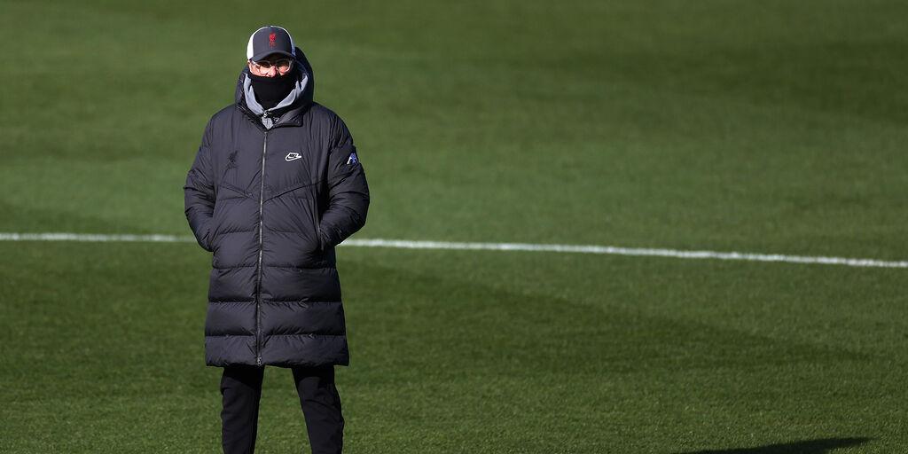"""Liverpool, Klopp: """"Sto bene, avanti con la nostra filosofia"""" (Getty Images)"""