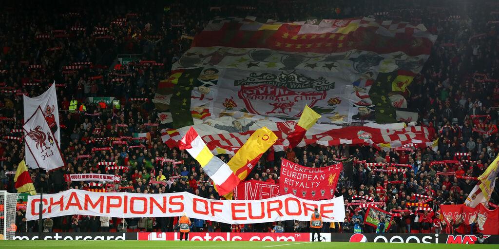 """Super Lega, tifosi di Liverpool e United: """"Siamo contrari"""" (Getty Images)"""