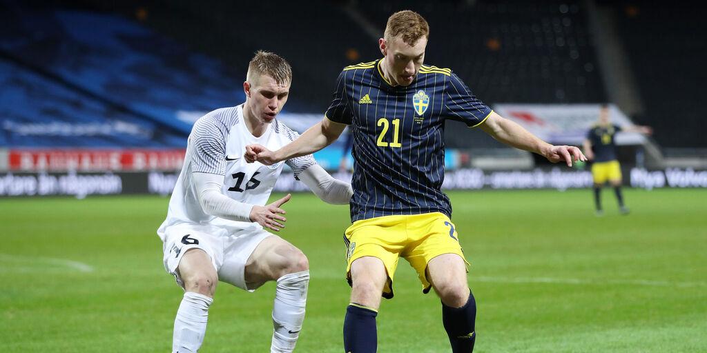 """Svezia, Kulusevski: """"Pentito per il video, ma non potevo chiudermi in un garage"""" (Getty Images)"""