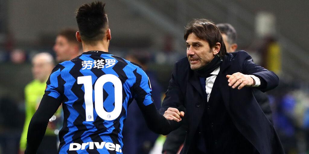 """Inter, Lautaro Martinez: """"Per stare dietro a Lukaku devi partire prima"""" (Getty Images)"""
