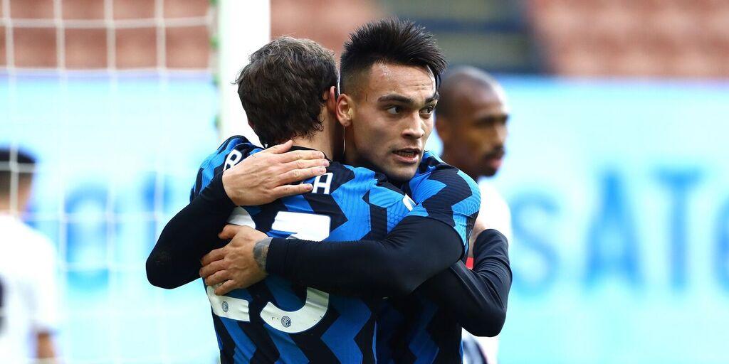 Inter-Crotone, gol Lautaro o autorete Marrone? La decisione della Lega Serie A (Getty Images)