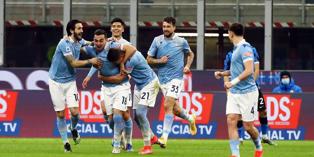 Verona-Lazio: la conferenza stampa di Farris (Getty Images)