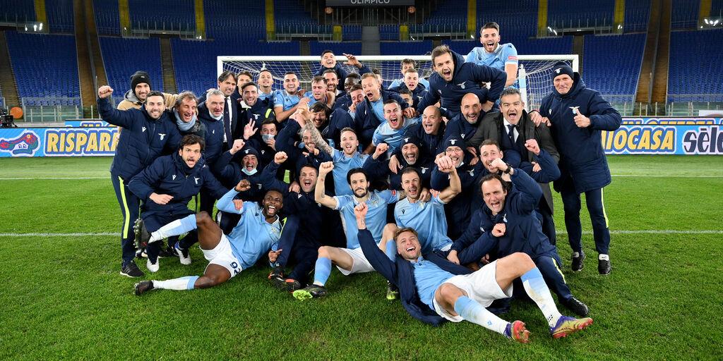 Lazio-Roma 3-0, gol e highlights