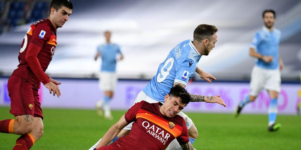 "Lazio, Lazzari: ""Derby vittoria bellissima. I gol? Devo essere più egoista"" (Getty Images)"