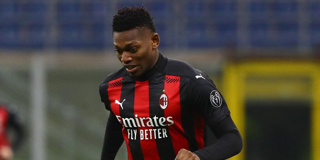 """Leao: """"Voglio lo scudetto col Milan. Su Ibrahimovic..."""" (Getty Images)"""