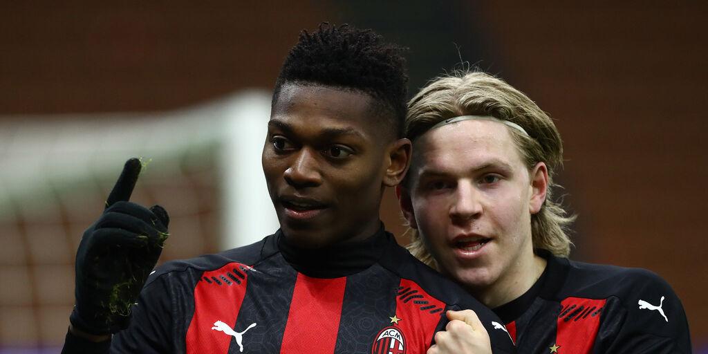 Milan, si pensa a sfoltire: Marsiglia su Leao, Hauge in Bundesliga (Getty Images)