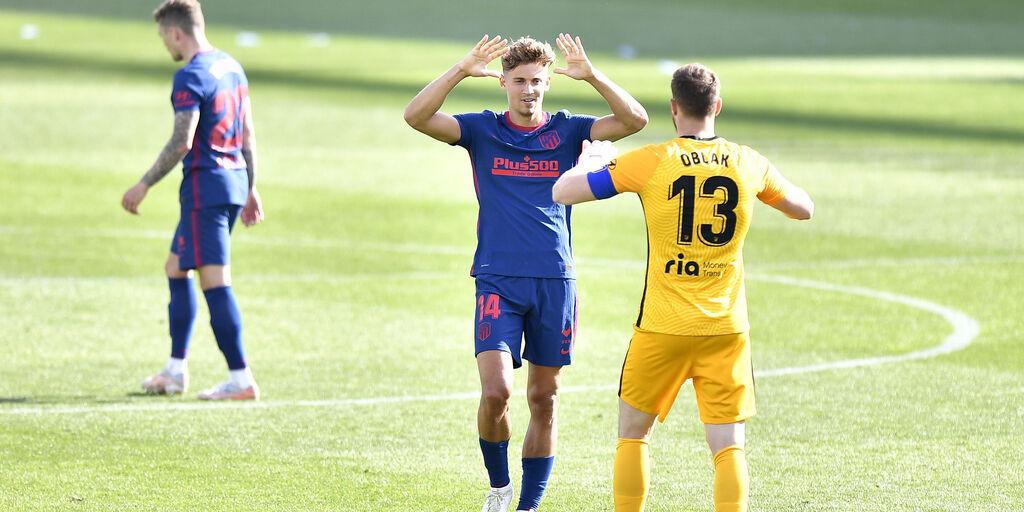 Liga, l'Atletico Madrid allunga in vetta: 0-1 in casa dell'Elche (Getty Images)