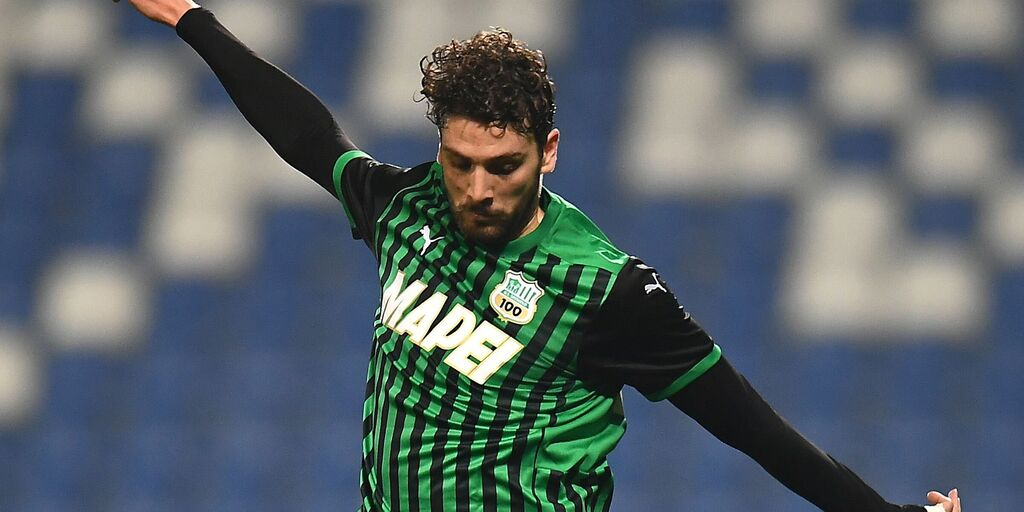 Sassuolo, i convocati: ci sono Locatelli e Berardi, out Caputo (Getty Images)