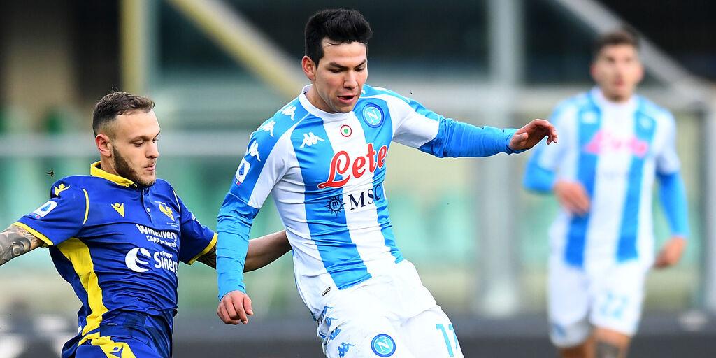 Calciomercato Napoli, Basic in entrata e occhio alla cessione di Lozano: le ultime (Getty Images)