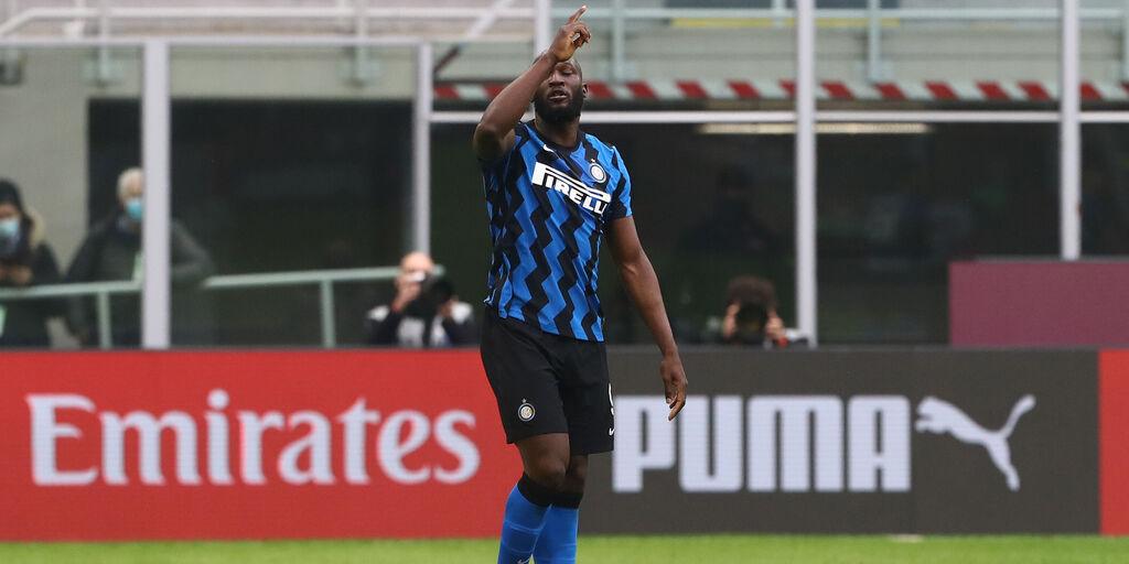 """Inter, Lukaku: """"Dopo il gol ho detto tante cose. Con Conte l'allenamento è una guerra"""" (Getty Images)"""