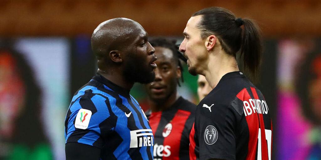 Ibrahimovic-Lukaku, oggi la FIGC aprirà l'inchiesta (Getty Images)