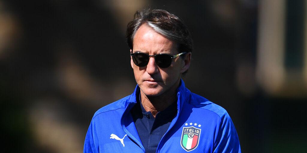 """Italia, Mancini: """"Pessina out scelta dolorosa. Verratti e Pellegrini indisponibili"""" (Getty Images)"""
