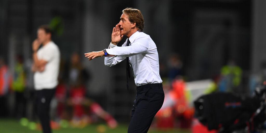 """Italia-Lituania, Mancini: """"Abbiamo risposto bene. Kean e Raspadori? Futuro dalla loro"""" (Getty Images)"""