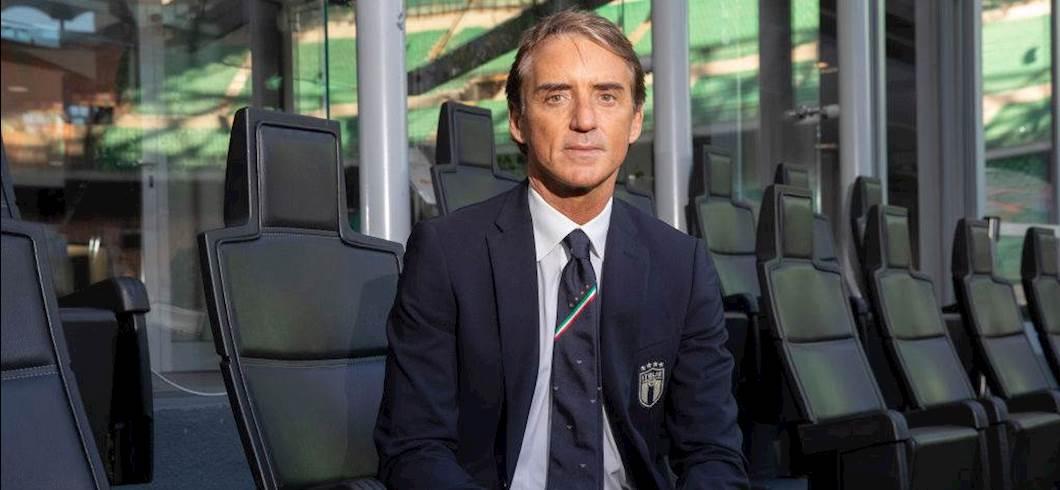 Italia-Turchia: la conferenza di Mancini (Getty Images)