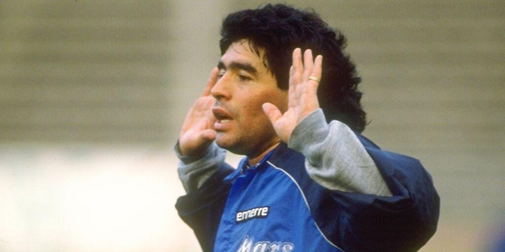 Diego Armando Maradona (Getty Images)