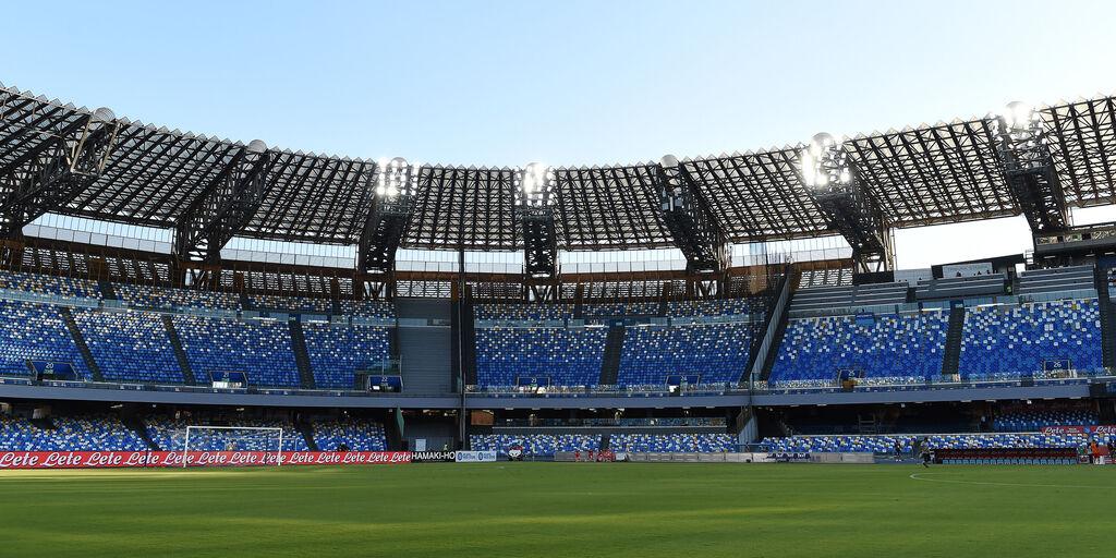 Lo Stadio San Paolo intitolato a Maradona? (Getty Images)