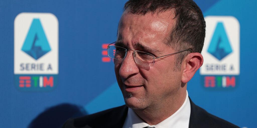 """Rabbia Atalanta, il dg Marino: """"Libere interpretazioni, così è il caos"""" (Getty Images)"""