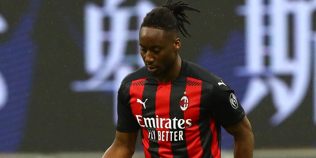 """Milan, Meite: """"Sappiamo di dover dare di più, partita non bella"""" (Getty Images)"""