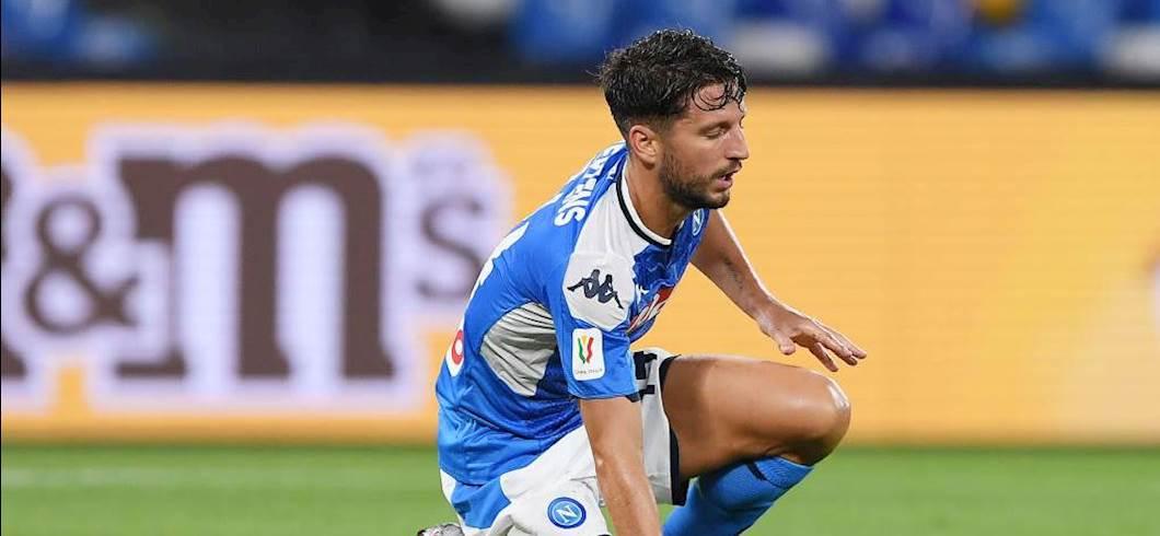 Napoli, le ultime in vista del Parma: Mertens in dubbio (Getty Images)