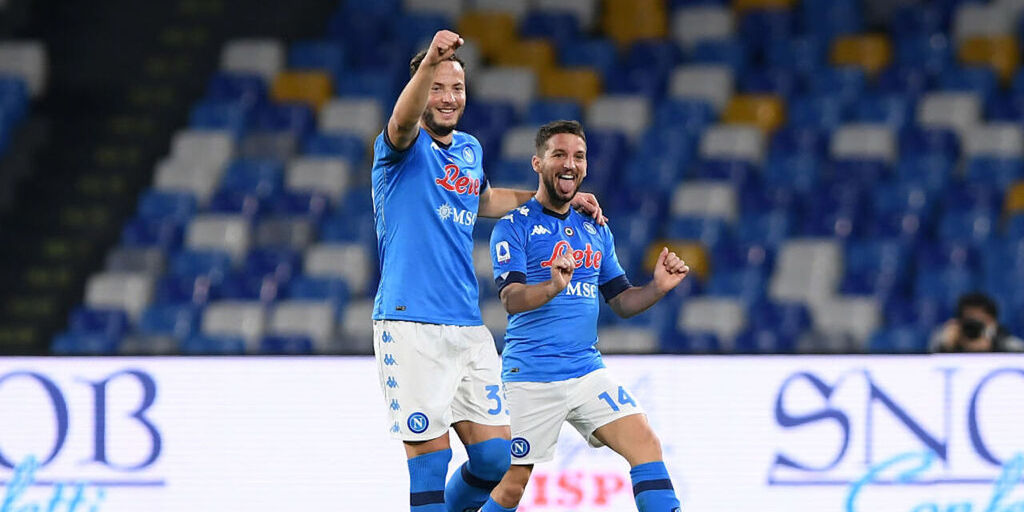 Napoli-Benevento 2-0, gol e highlights (Getty Images)