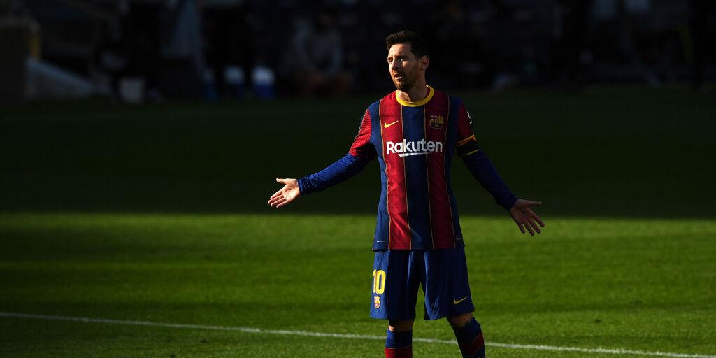 """Barcellona, Messi si racconta: """"Desidero tranquillità, per ora va bene"""" (Getty Images)"""