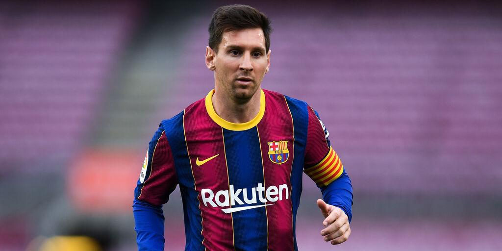 """Barcellona, Messi ruba la scena a Depay: """"Progressi in corso"""" (Getty Images)"""