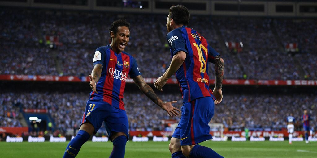 Calciomercato, Messi vuole Neymar al Barcellona (Getty Images)