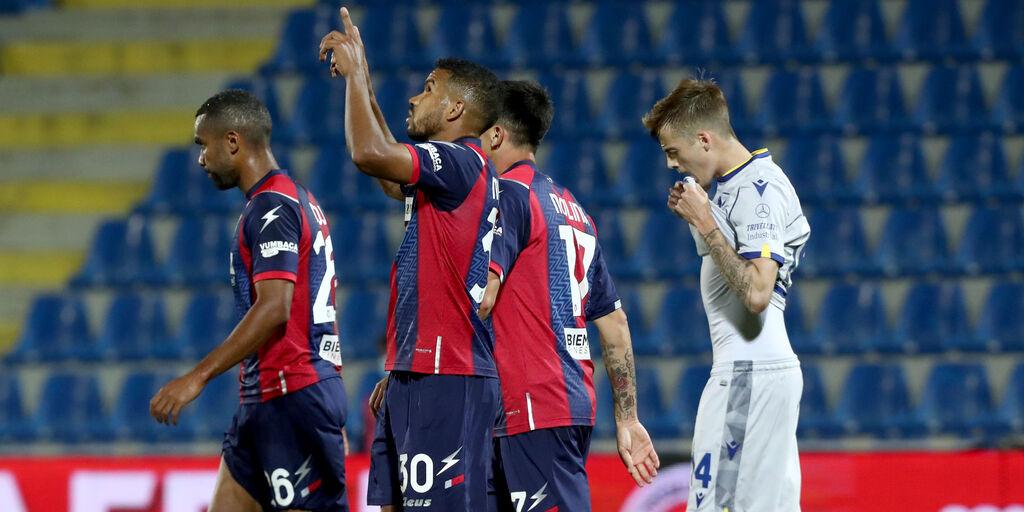 Crotone-Verona 2-1: gol e highlights (Getty Images)