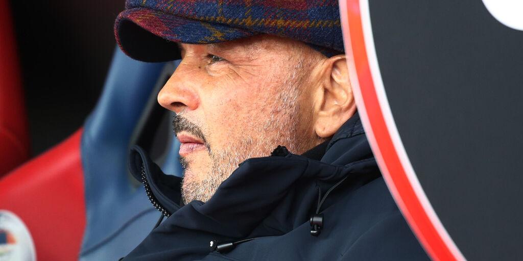 """Bologna-Inter, Mihajlovic: """"Noi meglio di loro, hanno avuto un'occasione"""" (Getty Images)"""