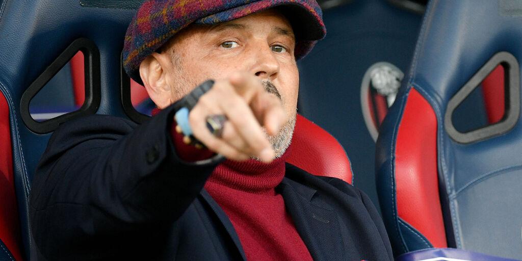 """Bologna-Lazio, Mihajlovic: """"Dopo il rigore parato era impossibile perderla"""" (Getty Images)"""