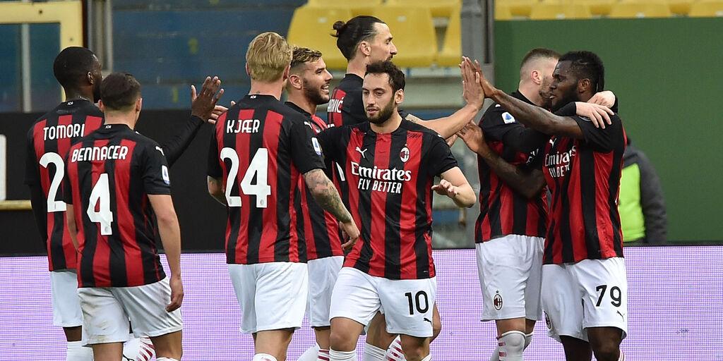 Milan-Sassuolo: le formazioni ufficiali (Getty Images)