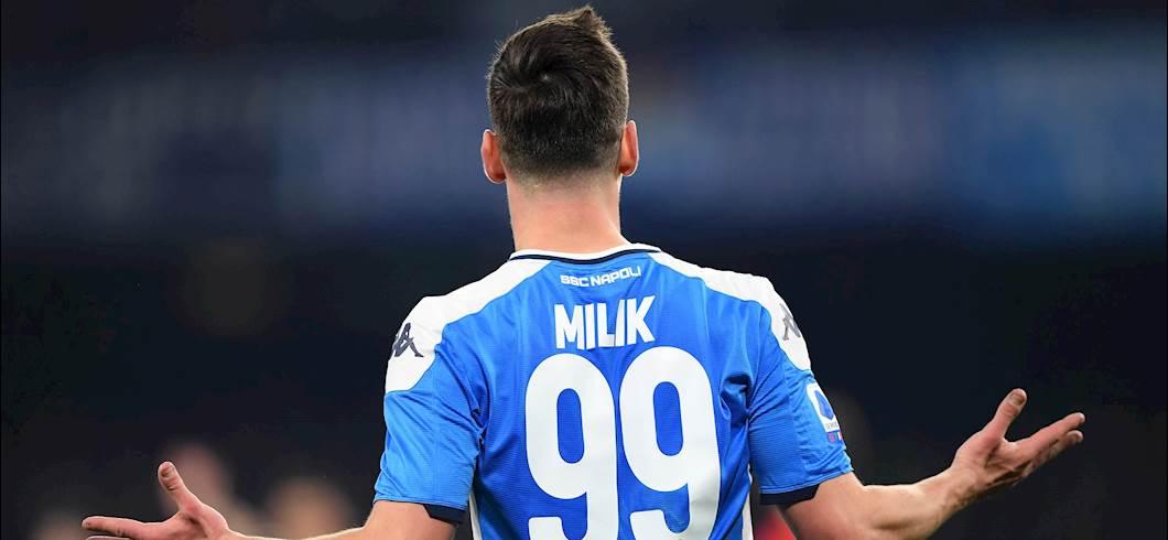 Milik (Getty)