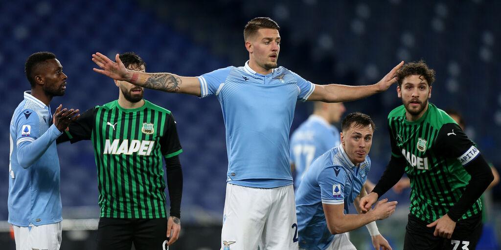 Lazio: Milinkovic a riposo, ci sarà col Cagliari? (Getty Images)